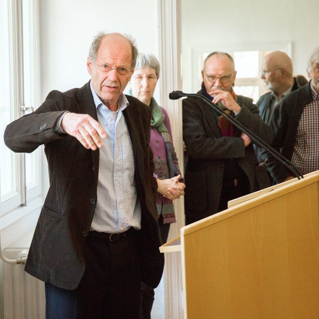 Michael Stöber, Syker Vorwerk, Gehölz, 2014